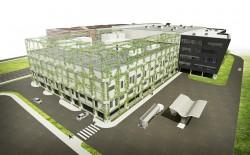 Testovací centrum motorů Škoda