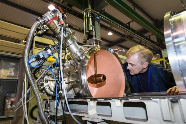 CERN - výzkum