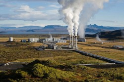 Geotermální elektrárna Nesjavellir
