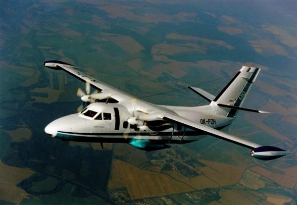 Současná podoba letounu L-410