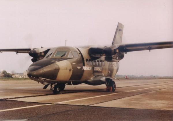 Typ L 410UVP ve vojenské úpravě