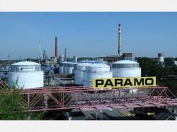 Rafinerie Paramo - Pardubice