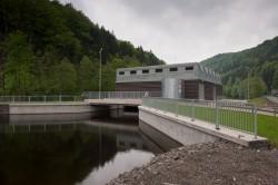 Vodní elektrárna Železný brod. Zdroje: Vodní elektrárna Železný brod, a.s.
