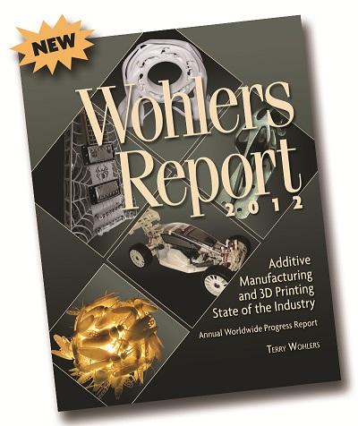 Vyčerpávající popis vývoje trhu s technologiemi 3D tisku už dvě desítky let přináší každoroční zpráva Wohlers Report. Foto: Wohlers Associates