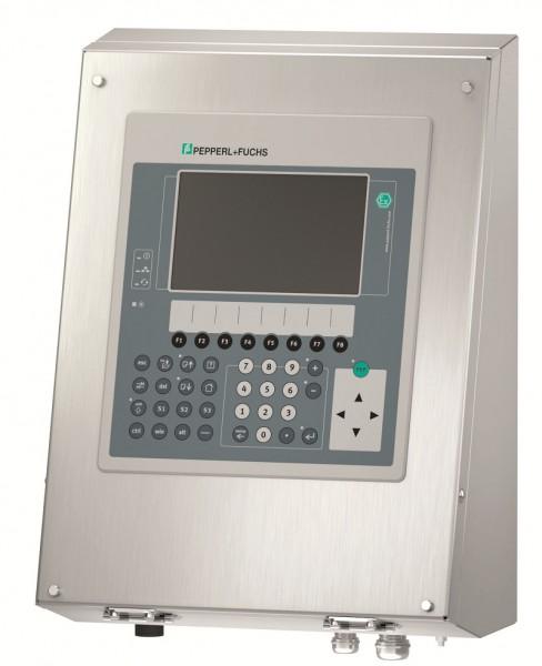 TERMEX TX1107 v provedení k montáži na stěnu s montážním krytem z korozivzdorné oceli