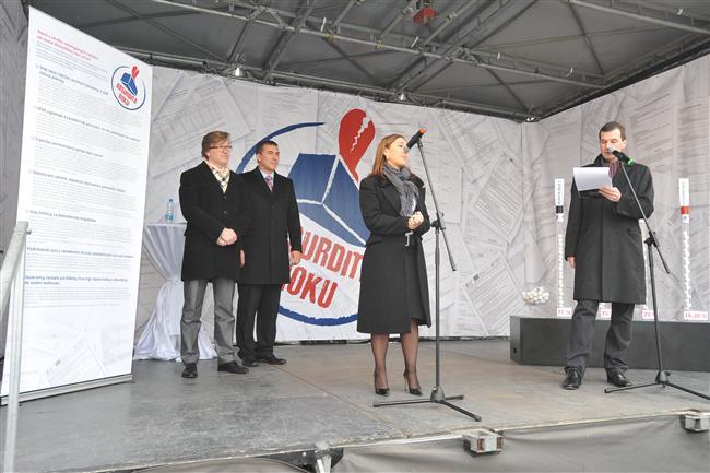 absurdita roku vyhlášení Václavské náměstí