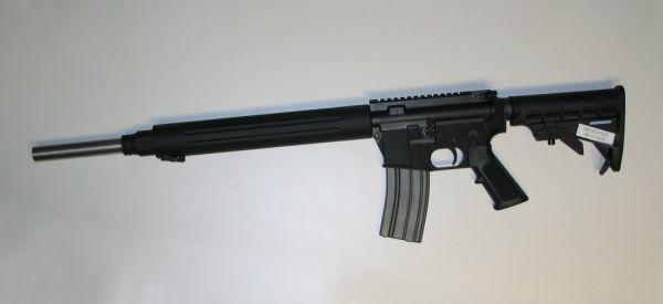 Americký konstruktér Michael Guslick v létě vyvolal pozdvižení, když s pomocí domácí 3D tiskárny zkonstruoval funkční automatickou zbraň. Prozatím jen z plastu. Foto: Michael Guslick