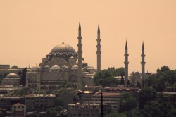 Istanbul - hlavní město Turecka