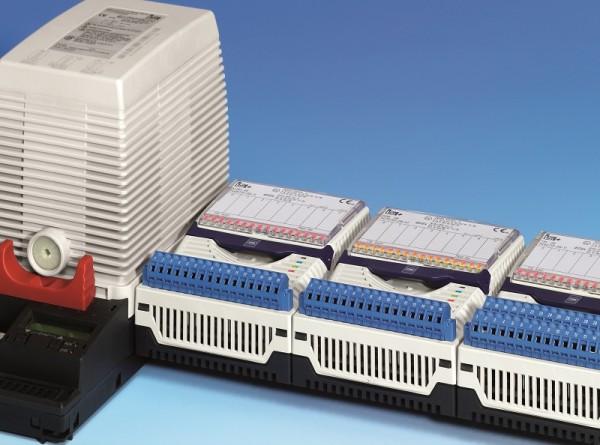 Nový systém vzdálených I/O IS1+ od firmy R. STAHL má mnoho nových funkcí