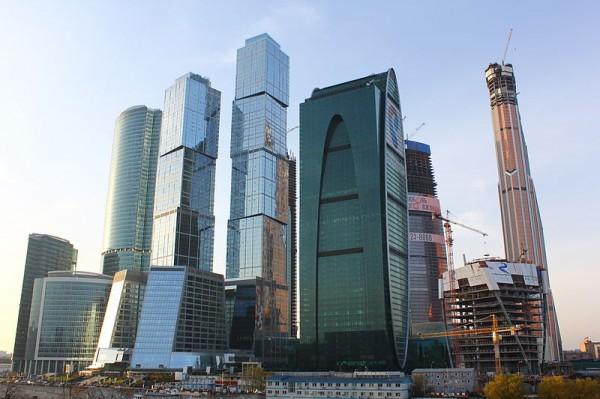 Mezinárodní obchodní centrum v Moskvě. Foto: BpbAlonka