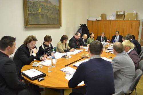 Setkání partnerů projektu POSPOLU na MŠMT