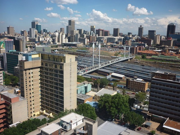 Johannesburg – ekonomické centrum subsaharské Afriky