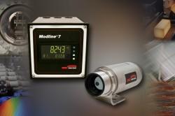 Řada Modline 7 Series značky Ircon zahrnuje osm specializovaných snímačů pro drsné prostředí. Nová procesorová jednotka PROC-7 umožňuje konfiguraci na dálku.