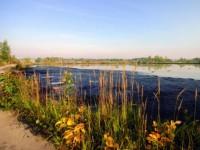 Nápravná opatření laguny Ostramo. Foto: Geosan Group