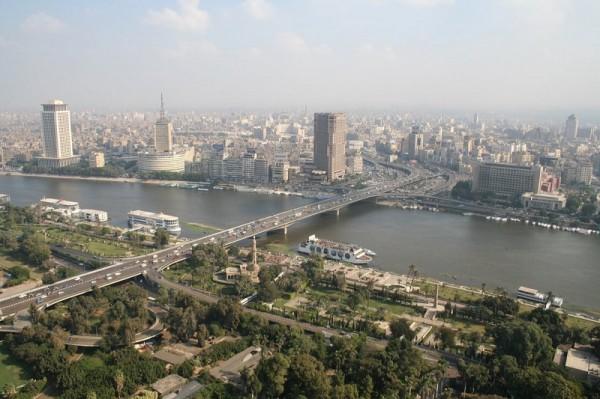 Pohled na Káhiru. Foto: Omar Kamel