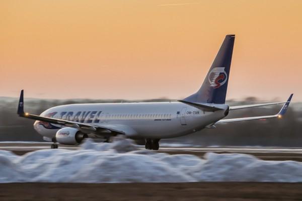 Boeing 737-800 bude létat pro švýcarské charterové lety