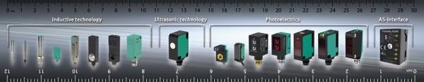 Malé, vysoce výkonné snímače pro malé prostory