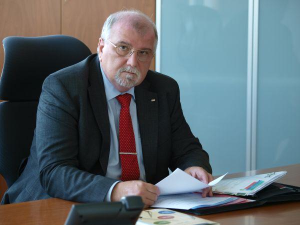 Jaroslav Hanák, prezident Svazu průmyslu a dopravy ČR. Foto: SPČR