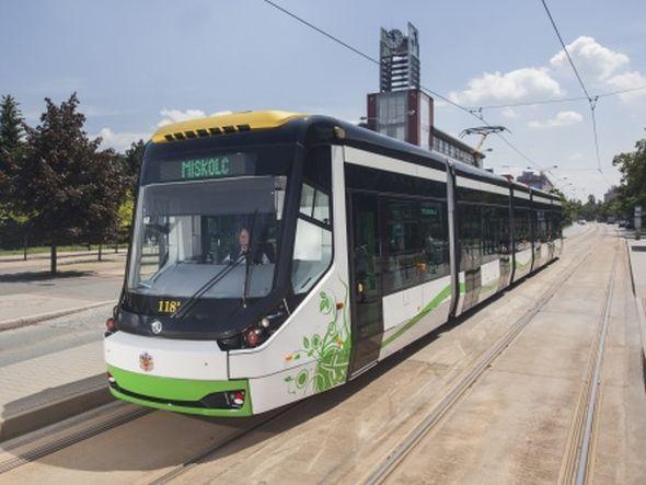 Tramvaj 26T. Zdroj: Škoda Transportation