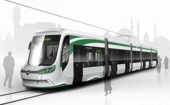 Vizualizace tramvaje 28T. Zdroj: Škoda Transportation