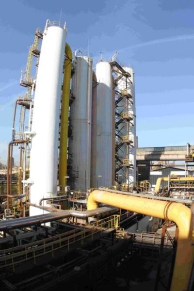 Největší hutní komplex v České republice patří do světové ocelářské a těžařské skupiny ArcelorMittal. Zdroj: ArcelorMittal Ostrava
