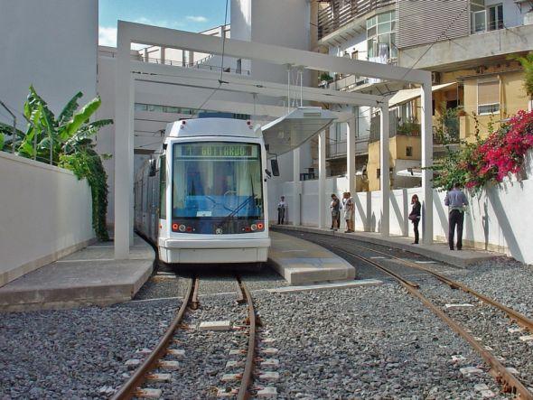 Zaměstnanci plzeňské Škodovky zajistí kompletní servis tramvajím v italském Cagliari. Zdroj: Škoda Transportation