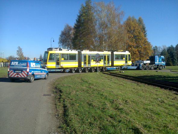 Po pětileté odstávce se odborníci z Pars nova opět podílí na opravě tramvají. Zdroj: Škoda Transportation