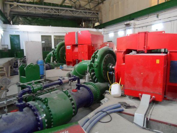 Po téměř dvouleté modernizaci mohou vodní elektrárny v Rumunsku vyrábět více elektřiny. Zdroj: ČEZ