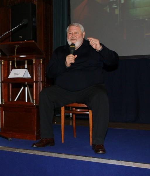 Vladimír Soták, předseda představenstva a generální ředitel společnosti Železiarne Podbrezová. Foto: Exponet
