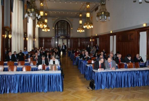 Strojírenské fórum 2015 - pohled do auditoria. Foto: Exponex
