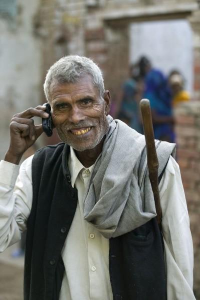 Například v Indii bude ještě dlouho třeba zachovat sítě 3G. Foto: Ericsson