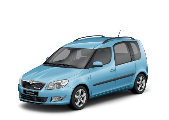 Výrova vozu Škoda Roomster bude ukončena poslední dubnový čtvrtek. Automobilka chystá jeho nástupce na závěr roku, vyrábět se má v závodě VW v Polsku. Foto: Škoda Auto
