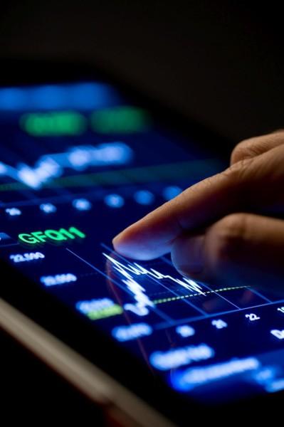 SAP Predictive Analytics umožňuje přehledné grafické zobrazování jakýchkoli výsledků na obrazovce mobilu. Foto: SAP