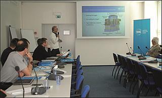Zástupci ESS – velké výzkumné infrastruktury budované ve švédském Lundu – prezentovali 25. června 2015 v Technologickém centru AV ČR možnosti dodavatelských příležitosti českým podnikatelům.