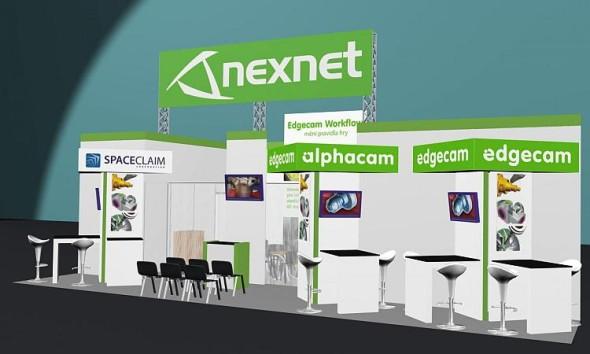 Vizualizace: Nexnet