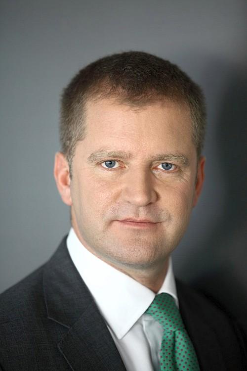 Ben Bannatyne, prezident Prologis pro Evropu. Foto: Prologis