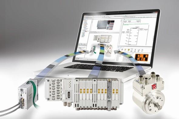 Pomocí systému POWERLINK lze do řešení automatizace společnosti B&R snadno integrovat velké množství zařízení externích výrobců. Foto: B&R