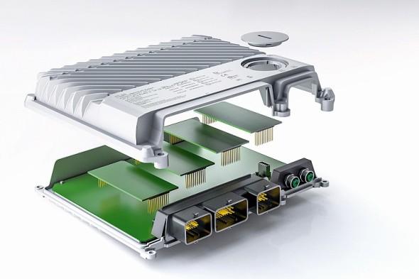 Modulární řídicí a I/O systém X90 lze pomocí rozšiřujících desek dokonale přizpůsobit každé aplikaci. Foto: B&R
