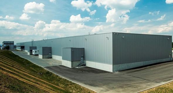 Nové prostory Röchling Automotive. Foto: HSF