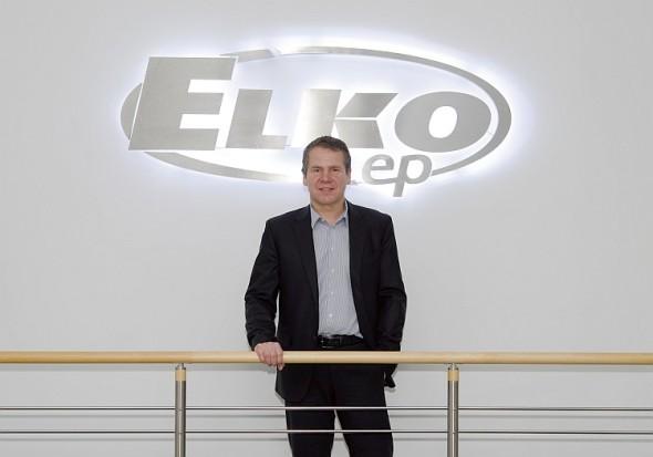 Jiří Konečný, majitel společnosti Elko EP. Foto: Elko EP
