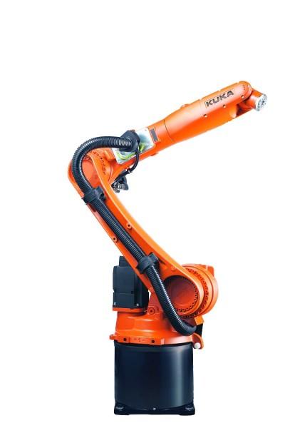 KR Cybertech nano. Foto: archiv společnosti KUKA Roboter CEE GmbH
