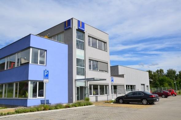 Sídlo společnosti Veskom. Foto: Veskom