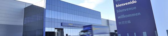Sídlo společnosti Gefco. Foto: Gefco