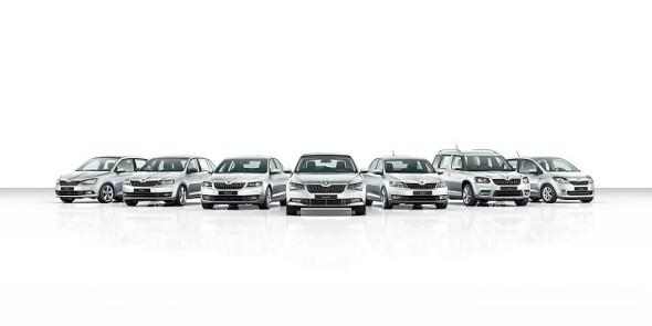 Vozy Škoda se stále více zabydlují ve firemních flotilách. Za prvních pět měsíců letošního roku si fleetoví zákazníci převzali více než 18.000 vozů, což oproti stejnému období minulého roku představuje nárůst o více než 30 procent. Foto: Škoda Auto