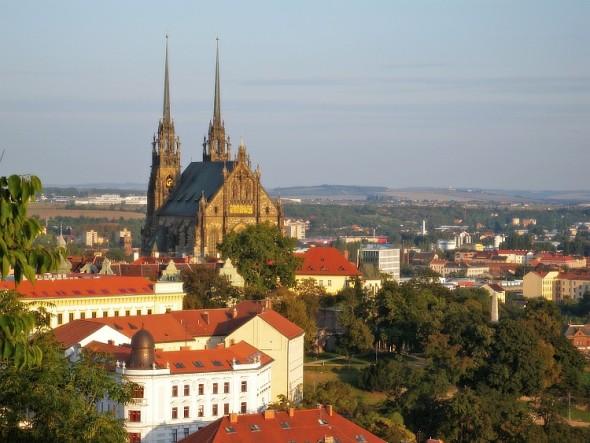 Brno. Foto: Google