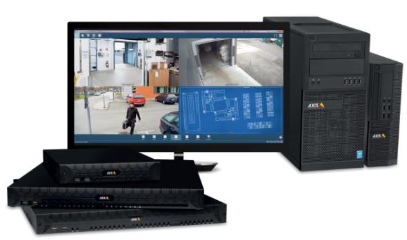 Síťové videorekordéry Axis jsou dokonalým doplňkem široké nabídky produktů společnosti Axis. Jsou nakonfigurované pro použití ihned po vybalení a zkracují tak čas potřebný pro instalaci a nastavení. Foto: Axis