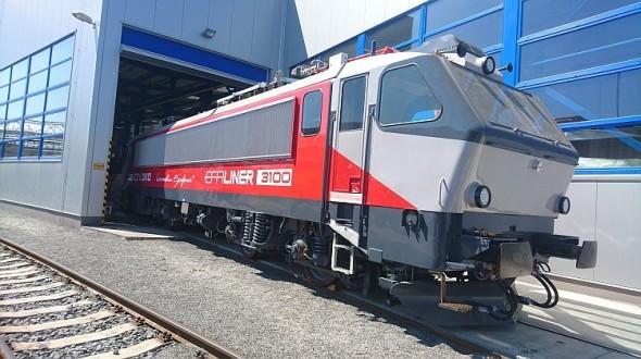 EffiLiner 3000. Foto: CZ Loko