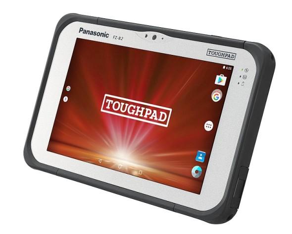 Panasonic Toughpad FZ-B2. Foto: Panasonic