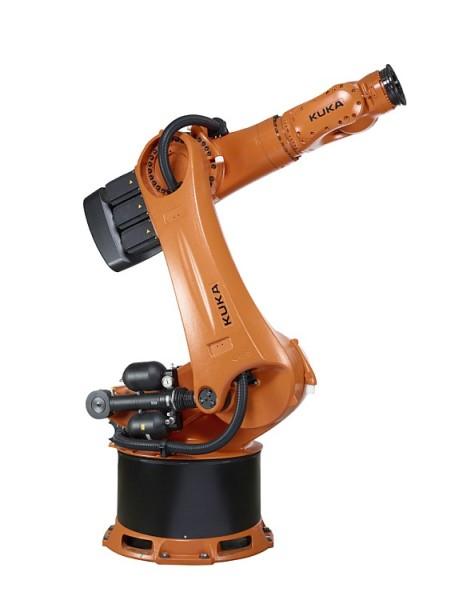 KR Fortec - nová řada robotů s nosností až 600kg. Foto: archiv společnosti KUKA Roboter CEE