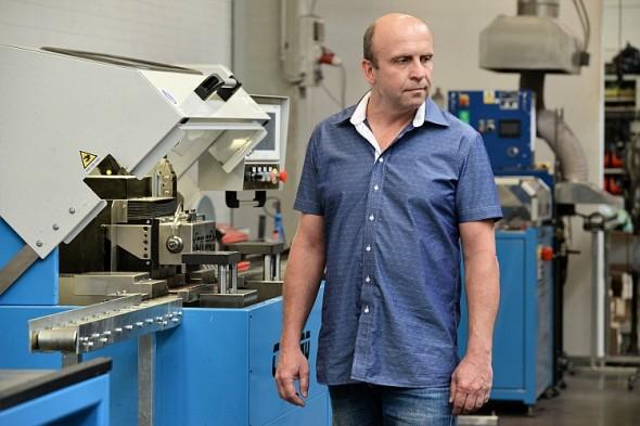 . Petr Jašek, jednatel společnosti Hiwin. Foto: Hiwin